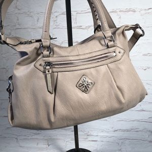 Simply Vera Wang crossbody satchel bag